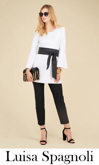 Style Brand Luisa Spagnoli Spring Summer 2018