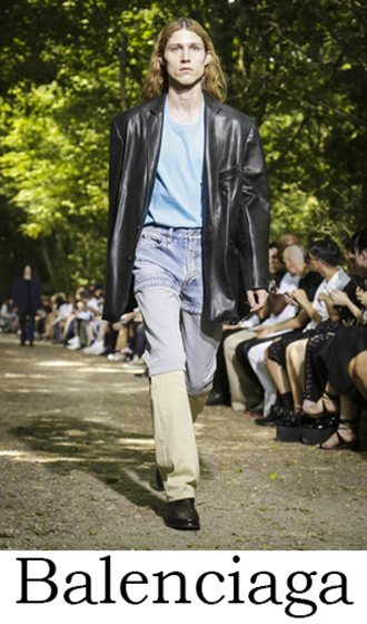 Balenciaga Men's Clothing Spring Summer