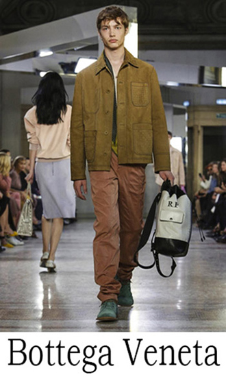 Bottega Veneta Spring Summer 2018 Men's Clothing