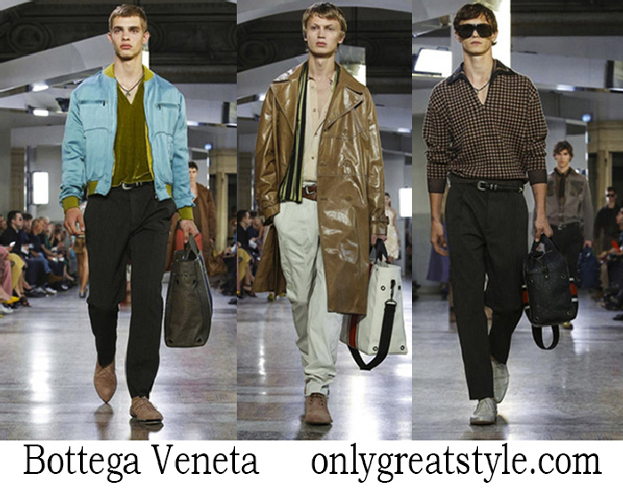 Clothing Bottega Veneta Spring Summer Men's Lifestyle
