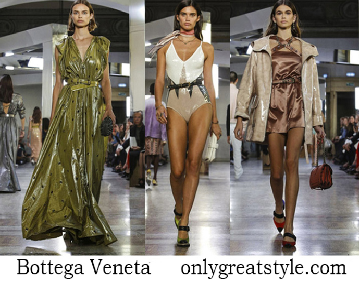 Clothing Bottega Veneta Spring Summer Women's Style