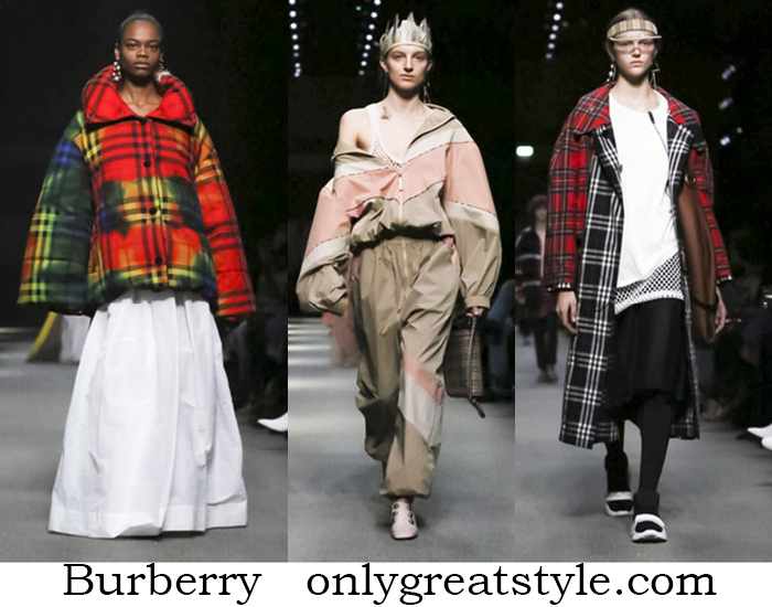 Clothing Burberry Fall Winter Women's Lifestyle