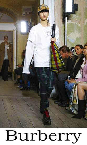 Clothing Burberry Spring Summer 2018 Women's