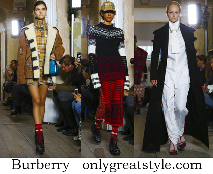 Clothing Burberry Spring Summer Women's Fashion