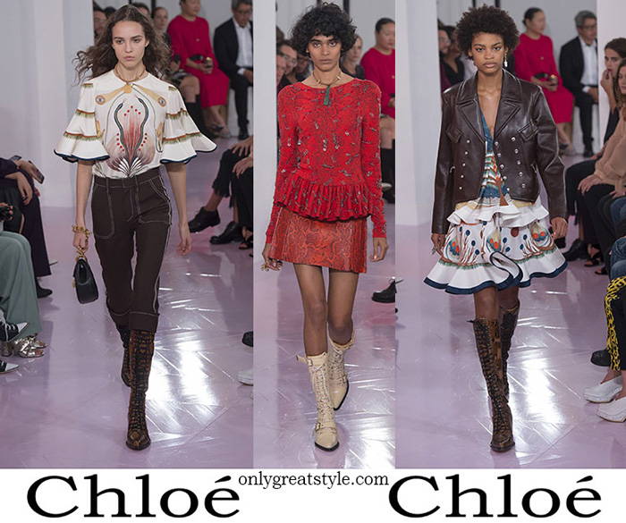 Clothing Chloé Spring Summer Women's Style Brand