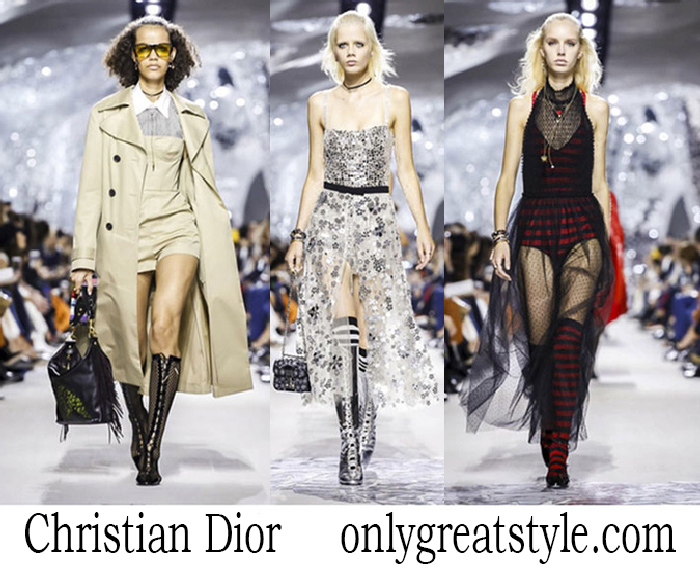 Clothing Christian Dior Spring Summer Women's Fashion