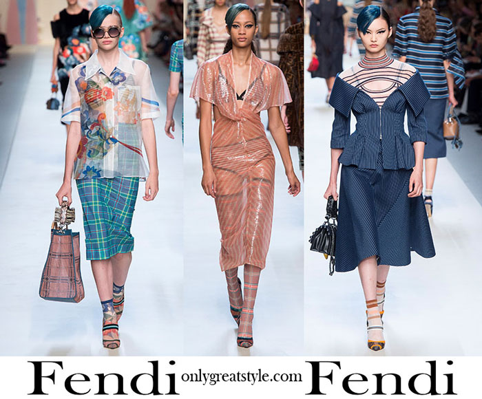 Clothing Fendi Spring Summer Women's Lifestyle