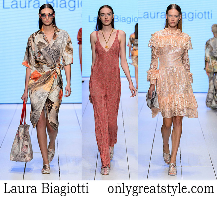 Clothing Laura Biagiotti Spring Summer Women's Lifestyle