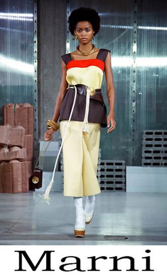 Clothing Marni Fall Winter 2018 2019 Women's