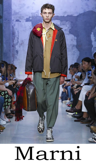 Clothing Marni Spring Summer 2018 Men's