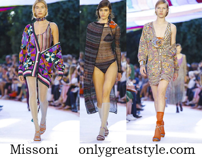 Clothing Missoni Spring Summer Women's Fashion