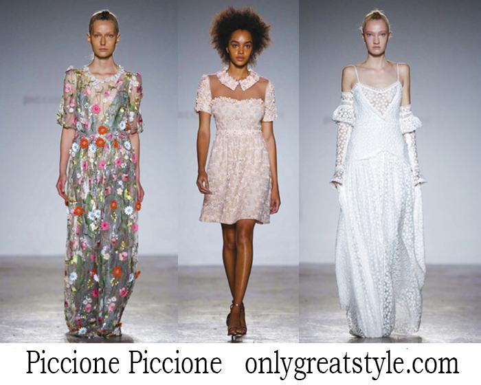 Clothing Piccione Piccione Spring Summer Women's Fashion