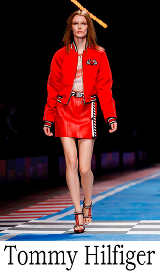 Clothing Tommy Hilfiger Spring Summer 2018 Women's