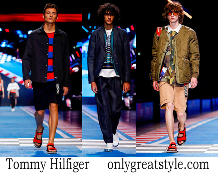 Clothing Tommy Hilfiger Spring Summer Men's Fashion