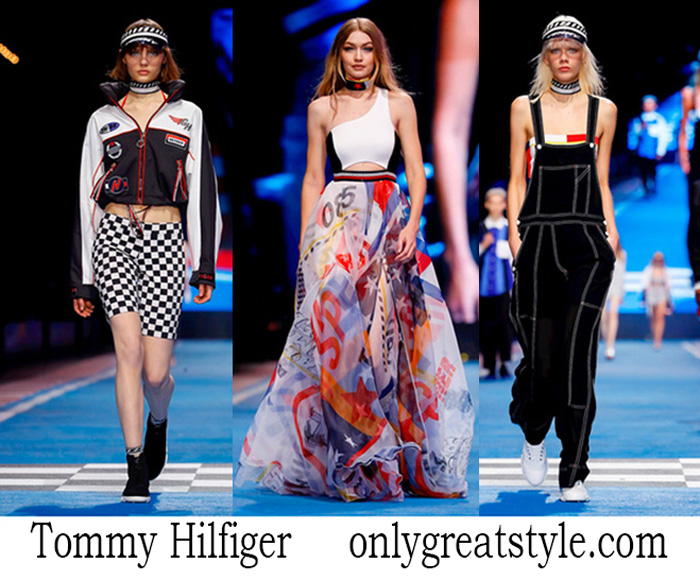 Clothing Tommy Hilfiger Spring Summer Women's Style