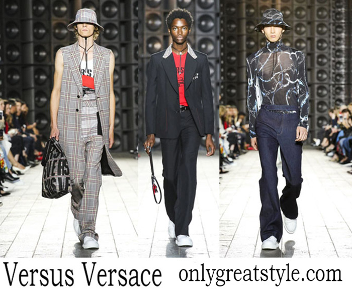 Clothing Versus Versace Spring Summer Men's Lifestyle