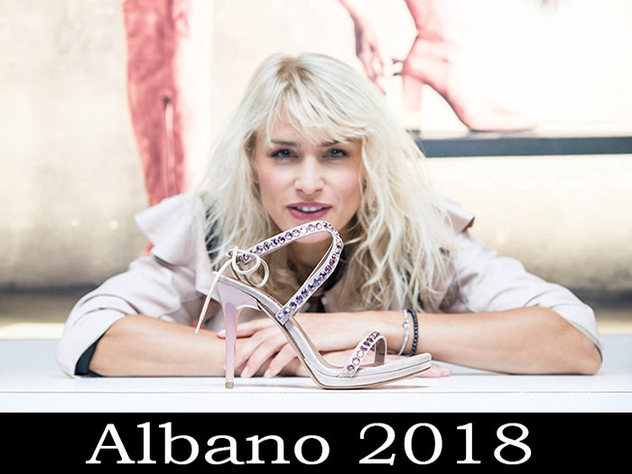 Collection Albano Footwear Spring Summer women's
