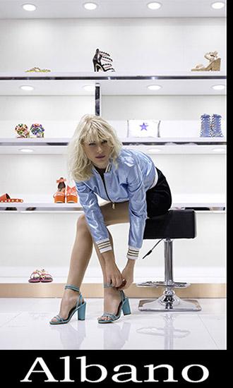 Fashion news Albano 2018 women's shoes