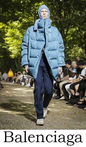 Fashion News Balenciaga 2018 Men's Clothing