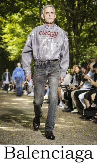 Fashion News Balenciaga Men's Clothing