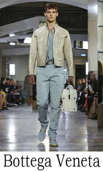 Fashion News Bottega Veneta 2018 Men's Clothing