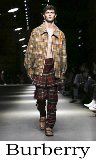Fashion News Burberry 2018 2019 Men's Clothing
