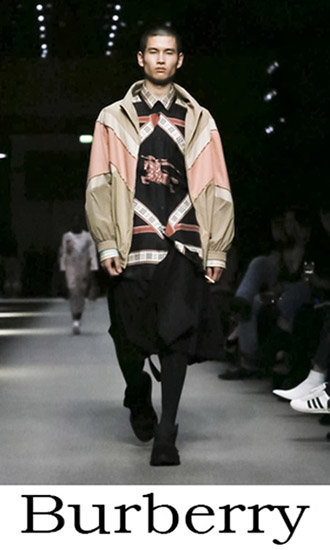 Fashion News Burberry Men's Clothing 2018 2019