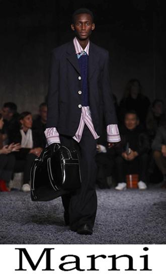 Fashion News Marni 2018 2019 Men's Clothing