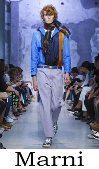 Fashion News Marni 2018 Men's Clothing