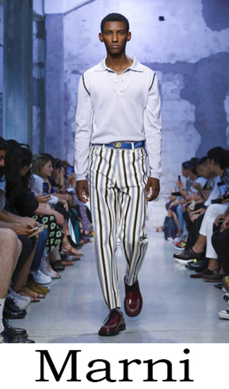 Fashion News Marni Men's Clothing 2018
