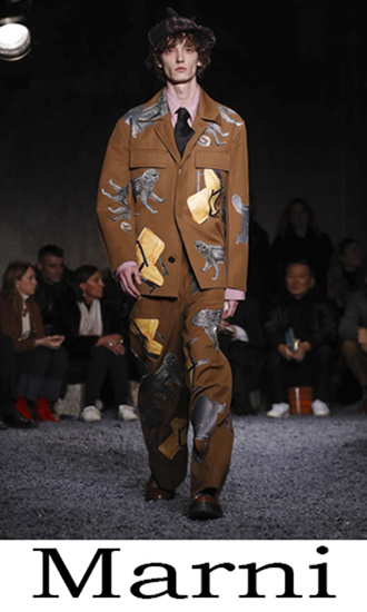 Fashion News Marni Men's Clothing