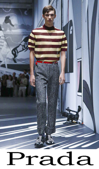 Fashion News Prada 2018 Men's Clothing