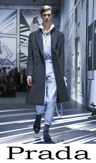 Fashion News Prada Men's Clothing