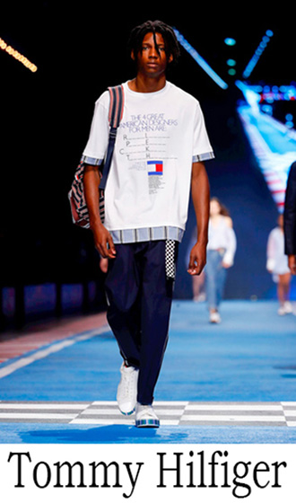 Fashion News Tommy Hilfiger 2018 Men's Clothing