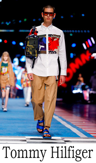 Fashion News Tommy Hilfiger Men's Clothing