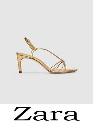 Fashion News Zara Footwear Women's 2018