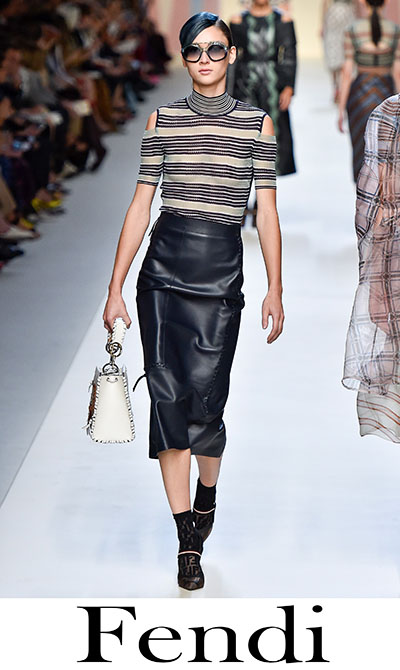 Fendi Women's Clothing Spring Summer
