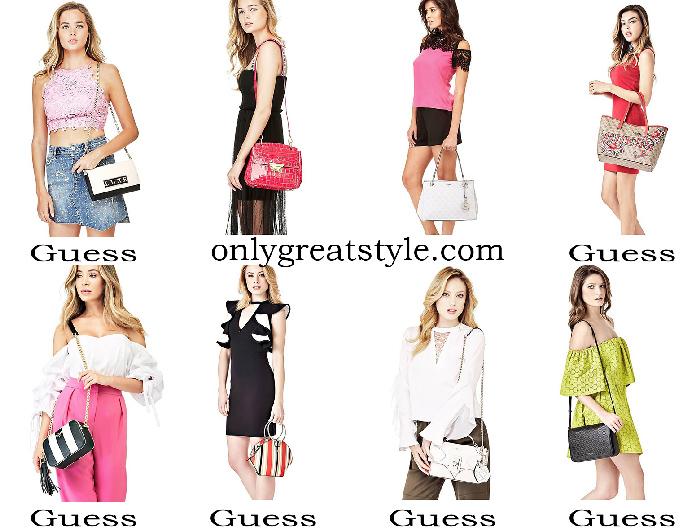 Guess Bags Spring Summer Women's Handbags