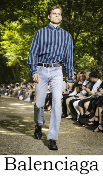 Lifestyle Balenciaga Men's Clothing Spring Summer