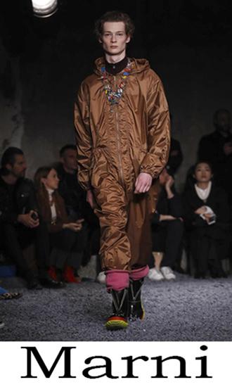 Lifestyle Marni Men's Clothing Fall Winter