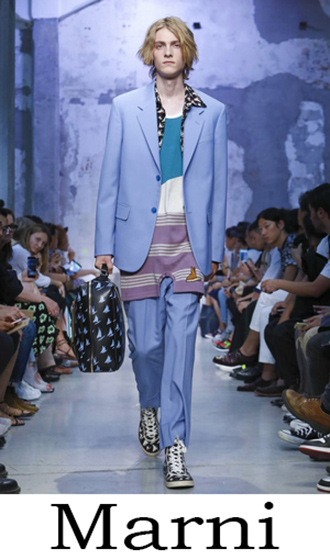 Lifestyle Marni Men's Clothing Spring Summer