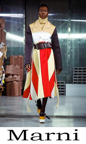 Lifestyle Marni Women's Clothing Fall Winter