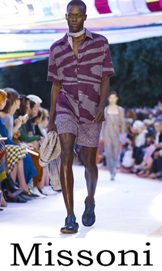 Lifestyle Missoni Spring Summer 2018 Men's