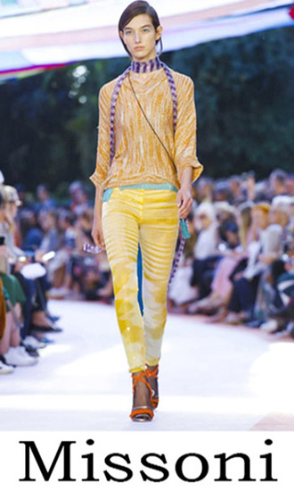 Lifestyle Missoni Spring Summer 2018 Women's