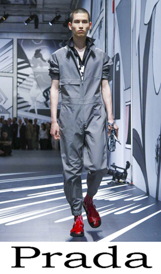 Lifestyle Prada Spring Summer 2018 Men's