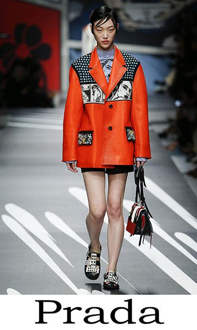 Lifestyle Prada Women's Clothing Spring Summer