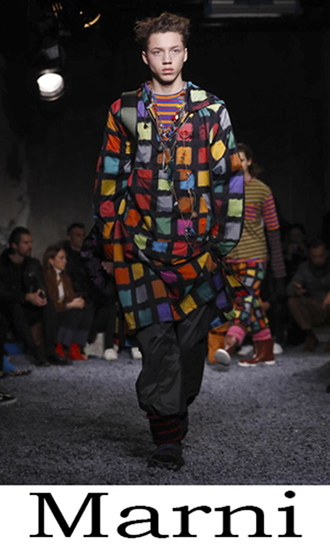 Marni Fall Winter 2018 2019 Men's Clothing