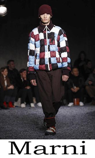 Marni Men's Clothing Fall Winter