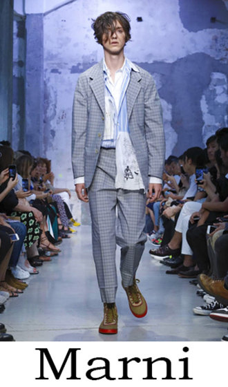 Marni Men's Clothing Spring Summer