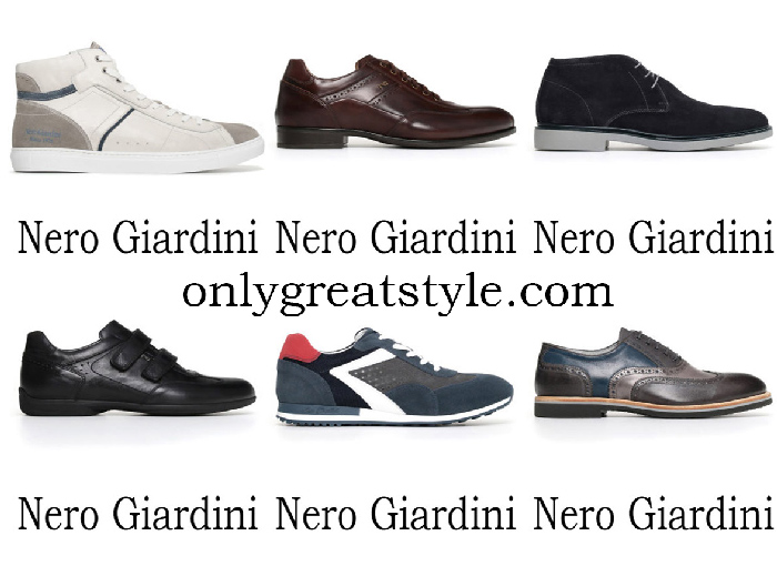 Nero Giardini Shoes Spring Summer Men's Footwear